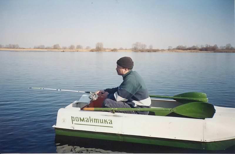 Судак в отвес с лодки
